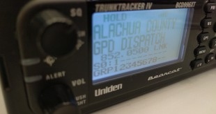 Alachua County radio system