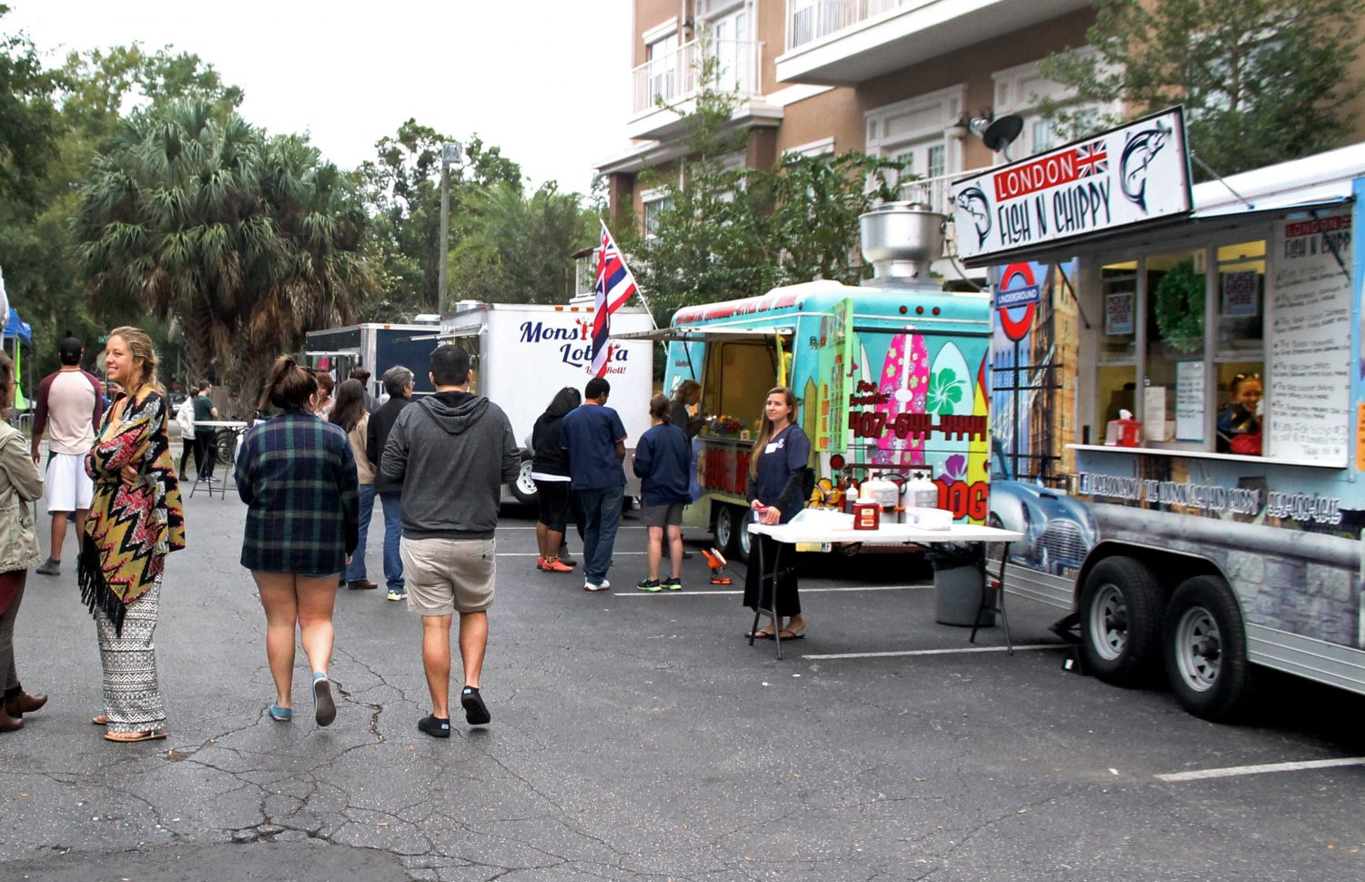 Food Truck Rally Gainesville