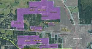 Hawthorne Plum Creek annexation