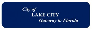 Lake City is using this logo temporarily while it decides on a permanent switch from the its former logo, which included a Confederate flag.