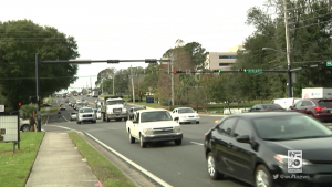 Newberry Road in Gainesville. (File/WUFT News)