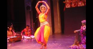 Video: Ganga Sheth's Odissi Dance graduation