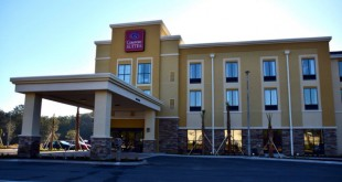 Comfort Inn Suites recently opened a hotel in Dunnellon. In doing so, it became the town's third hotel. Photo courtesy of Comfort Inn Suites