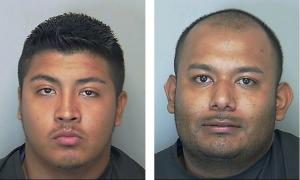 Efren Zuniga (left) and Jose Moreno. (Photos courtesy Putnam County Sheriff's Office)