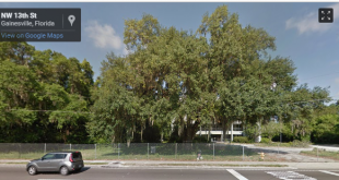 Development on the 4-acre lot at 2002 NW 13th St. will include the renovation of a vacant four-story building. It will be transformed into a 135-bed assisted-living facility named Gainesville Alz Inn