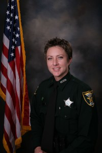 Putnam County Sheriff's Office Deputy Brandee Smith.