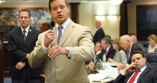 Carlos Lopez-Cantera in 2011, when he was a Florida House representative. Now the state's lieutenant governor, Lopez-Cantera recently had his bar mitzvah at age 42. (Photo courtesy MyFloridaHouse.gov)