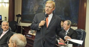 State Rep. Bill Hager (pictured) is one of two applicants — the other being Palm Harbor resident Jeffrey Bragg — who have received requests to interview again for state insurance commissioner. (Photo courtesy MyFloridaHouse.gov)