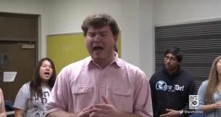 John Nyren Sings A Capella