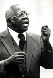 Virgil Hawkins. (Courtesy of the Levin College of Law)