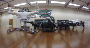 (Photo Curtesy of the Brain-Drone Race Team)