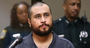 FILE - In this Tuesday, Nov. 19,  2013, file photo, George Zimmerman, acquitted in the high-profile killing of unarmed black teenager Trayvon Martin, listens in court, in Sanford, Fla., during his hearing. The pistol former neighborhood watch volunteer Zimmerman used in the fatal shooting of Martin is going up for auction online. The auction begins Thursday, May 12, 2016, at 11 a.m. EDT and the bidding starts at $5,000. (AP Photo/Orlando Sentinel, Joe Burbank, Pool, File)