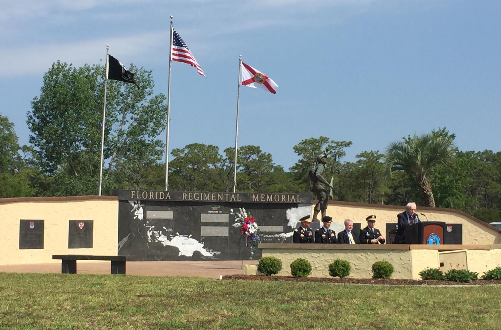 Camp Blanding Memorial Day