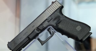 A fourth-generation Glock 17. (Vitaly V. Kuzmin / (Creative Commons)