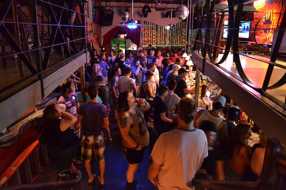 In Politically Conservative Orange County, A Vigil For Orlando In A Santa Ana Gay Nightclub
