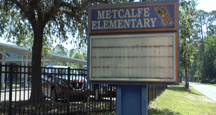 Metcalfe Elementary is one of the four elementary schools receiving benefits and counseling services through the grant.