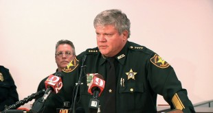 Marion County Sheriff Chris Blair is dropping out of the sheriff's race after signing a plea agreement with the State Attorney's Office to drop his charges of perjury and official misconduct.