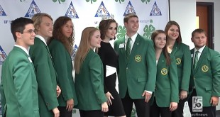Miss America at UF 4-H