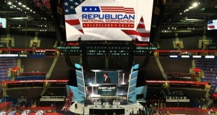 Cleveland, Ohio and the GOP prepare for the upcoming 2016 Republican National Convention.
