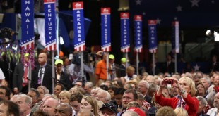 The Republican National Convention kicked off at 1 p.m. on July 7, 2016 in Cleveland, OH.