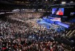 Images from the kick-off of the Democratic National Convention on Monday July 25, 2016 in Philadelphia.