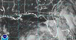Hurricane Watch Posted Along Gulf Coast