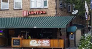 The Midtown Gainesville restaurant and bar 101 Cantina on XXXX.