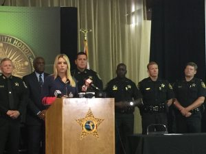 Bondi's announcement makes UB-47700 a third-degree felony in Florida, punishable by up to five years in jail. (Briana Erickson/WUFT News).