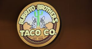 "The owner of Burrito Brothers, Randy Akerson said,""Thank you, from the bottom of my heart."""
