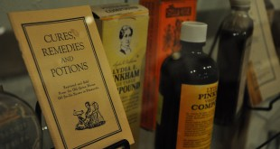 Thousands of antique medical-related items were donated to The Matheson History Museum to show the distinct characteristics of past commodities compared to today's medical items. Many of these donations were made by retired cardiologist Dr. Mark Barrow, who had been collecting items for over a decade. (Mariana Riquezes/WUFT News)