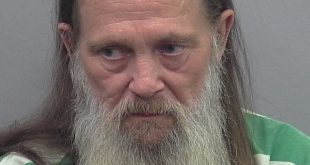 Wayne Cannon (Photo from Alachua County jail)