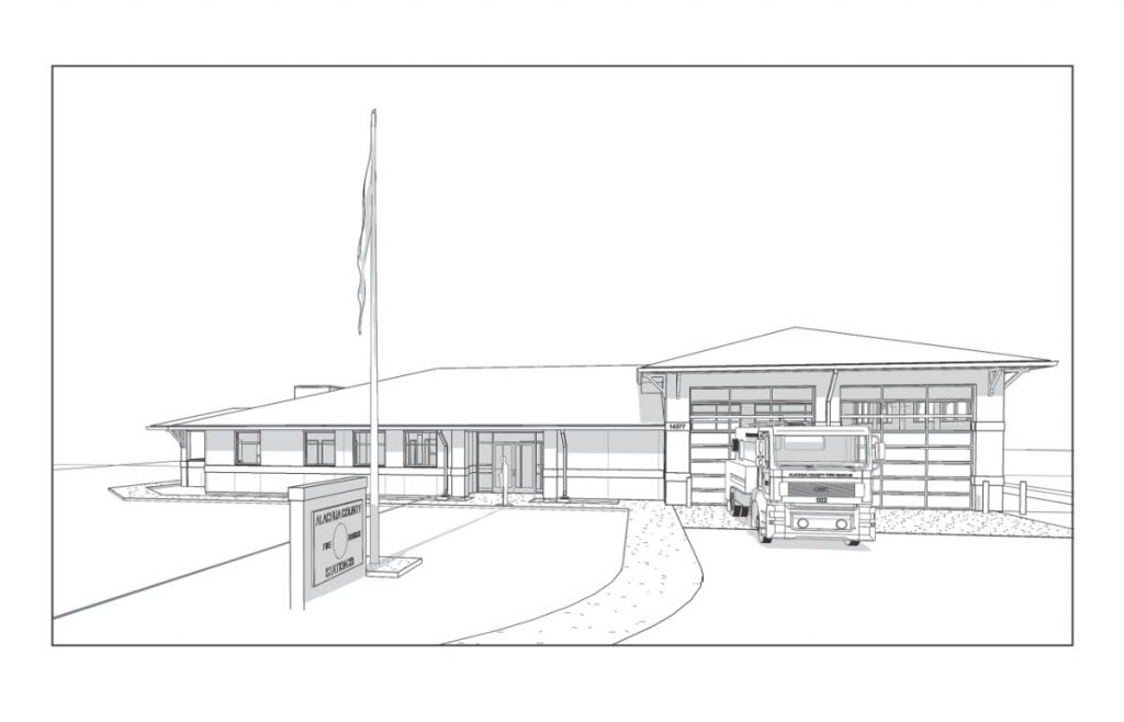 plans being made for a new waldo fire station  u2013 wuft news