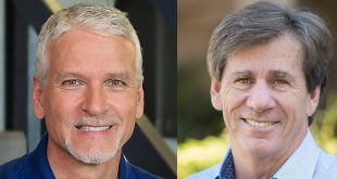 Keith Perry, left, and Rod Smith are running for Florida State Senate, District 8.
