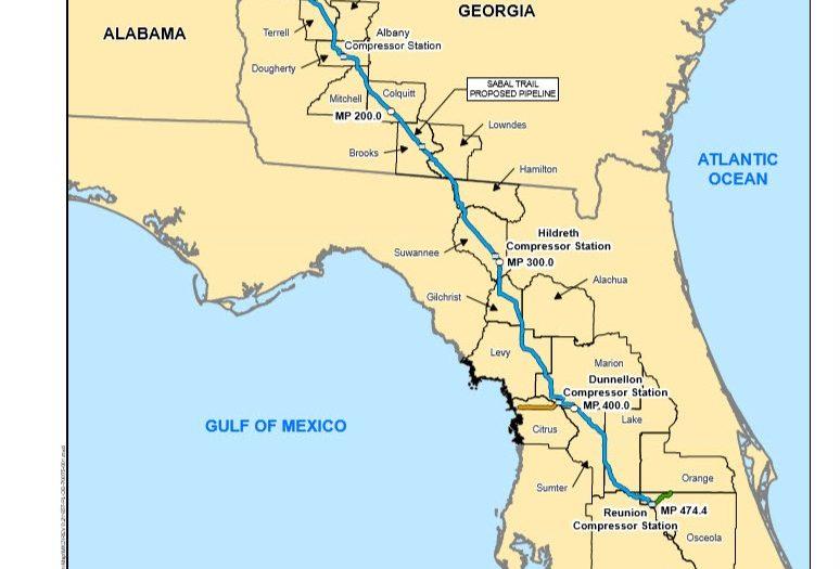 Sabal Trail Transmission  Sabal Trail Pipeline