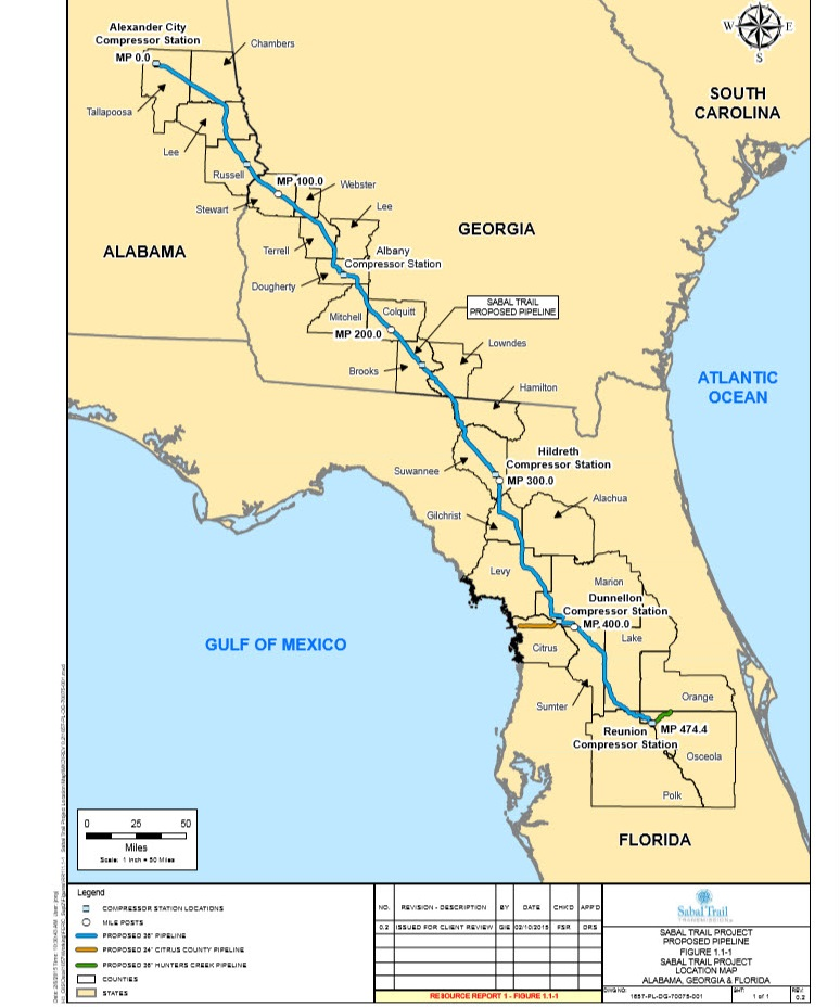 Sabal Trail Transmission  Sabal Trail Pipeline