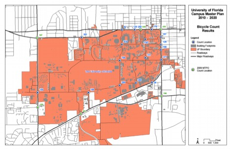 University Of Florida Map.Gator Gears Swamp Rompers Take Campus By Storm Wuft News
