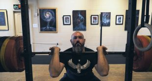 Jesus Martinez started Visionary CrossFit with a goal to lead the local art scene and provide a service of physical transformation for the people of Gainesville.