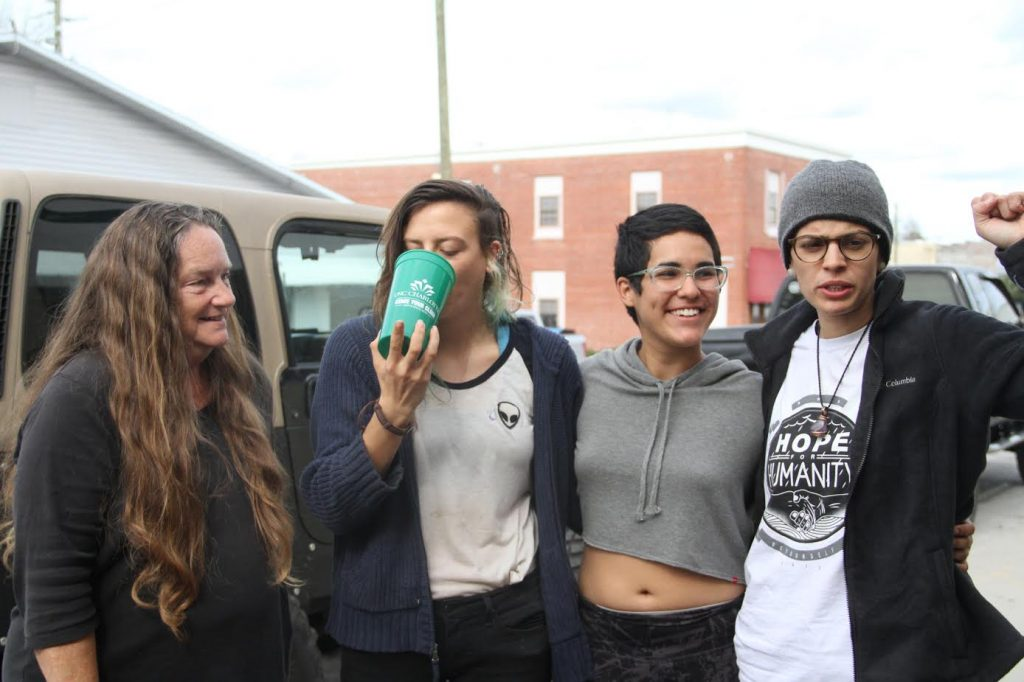 Sabal Trail Pipeline Protesters Released After Day In Jail