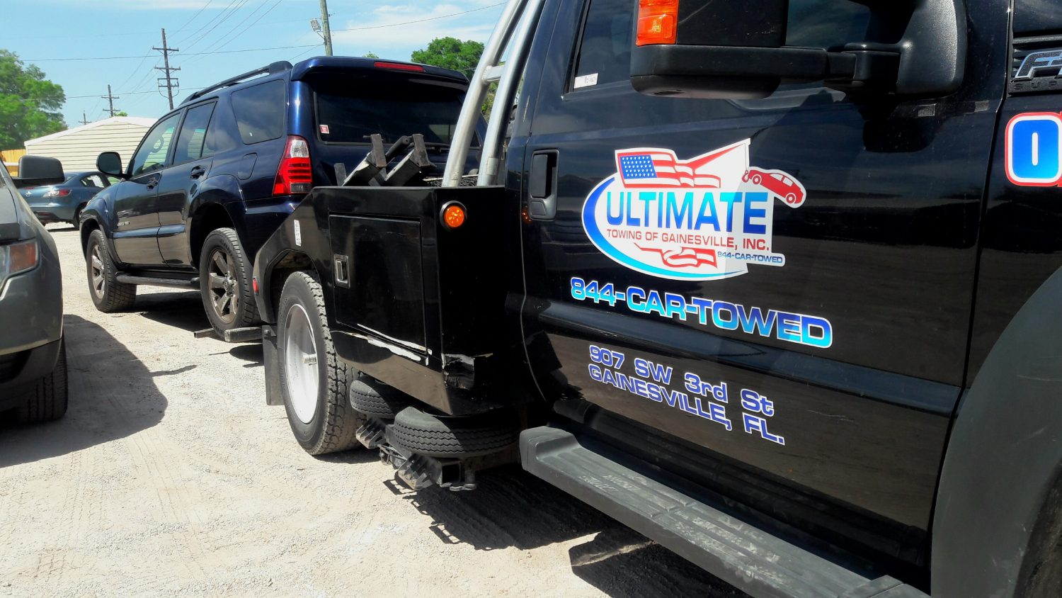 Gainesville Towing Company Wants To Drop \'Spotters\' But Can\'t ...