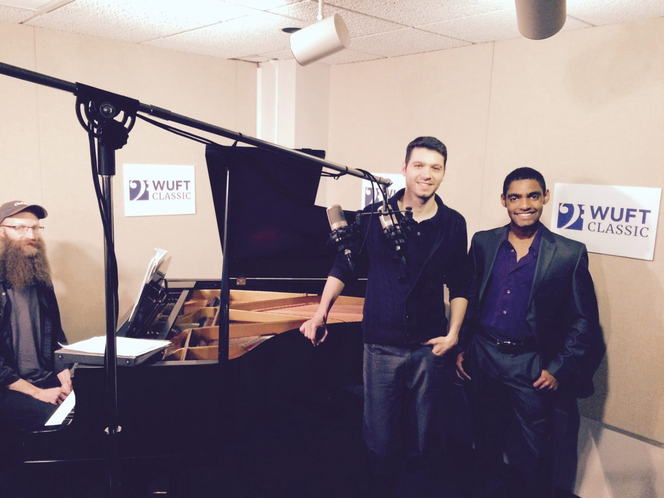 Splendor' Singers Perform On WUFT Classic – WUFT News