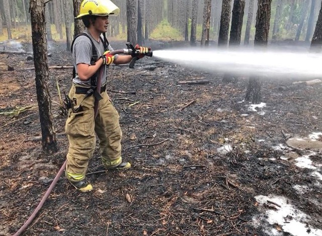 Fire Departments In Alachua County Dealing With Increasing