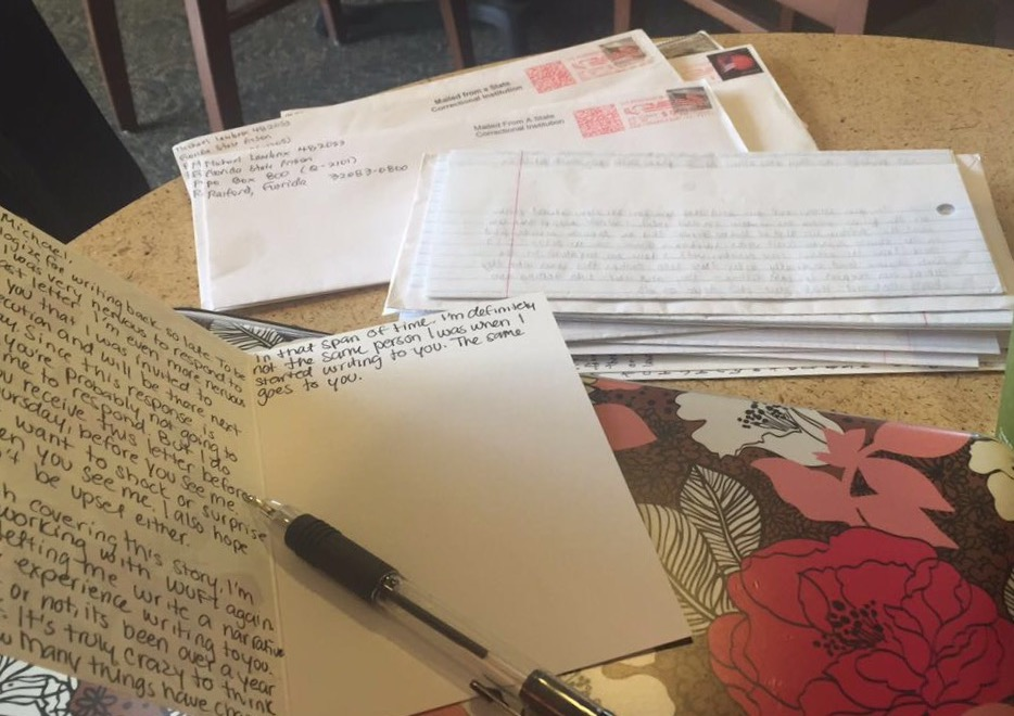 First Person Why I Wrote To A Death Row Inmate And Watched His