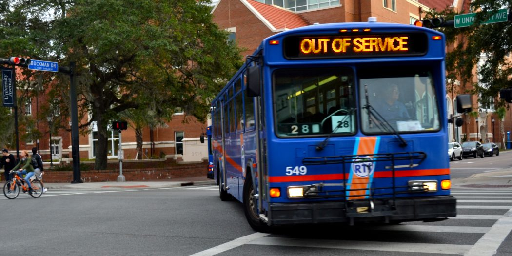 Driverless Shuttle Coming To Gainesville As Part Of The Smart City