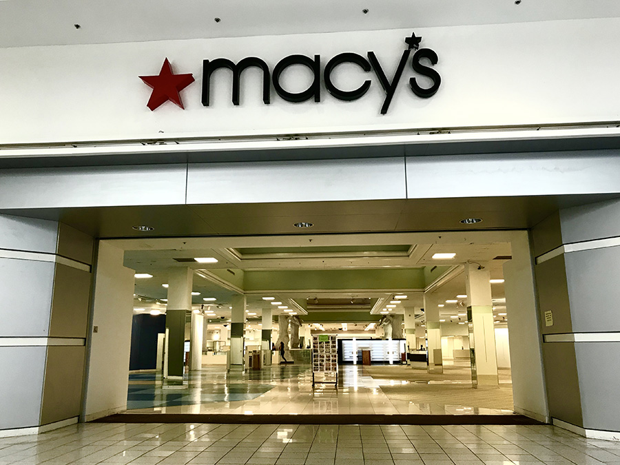 ddc85f3a947 How Will The Macy s – Dillard s Changeover At The Oaks Mall Affect  Employees