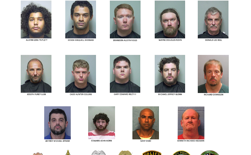 Putnam Sheriff's Office Arrests 14 In Child Sex Sting – WUFT News