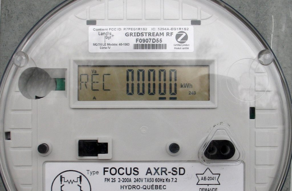 Smart Electric Meter Reading : Concerns of health risks from advanced meter radio waves