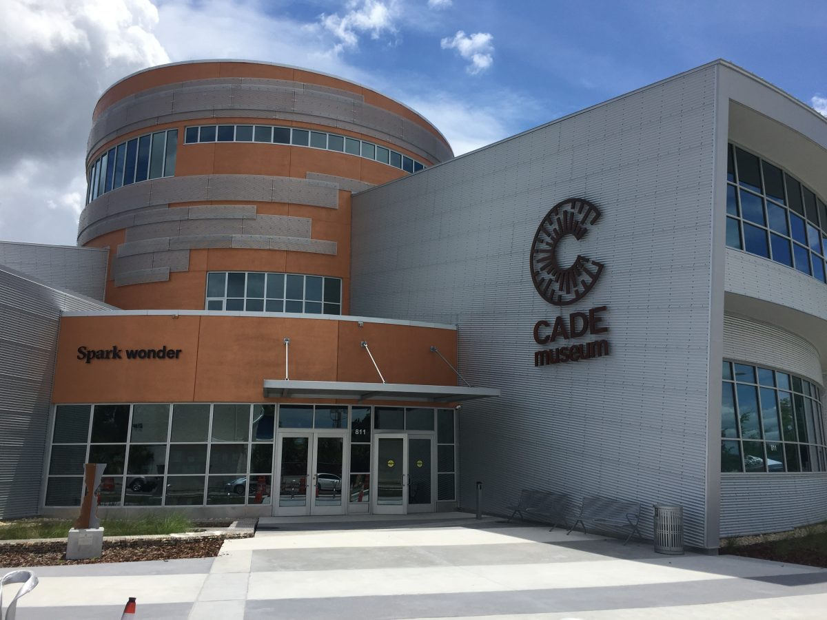 Cade Museum Opens In Gainesville As Hub For Invention
