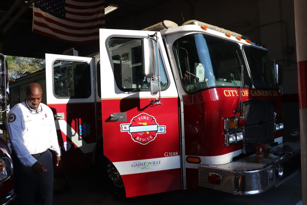 Gainesville Fire Rescue Receives $1 9 Million Grant To Expand Staff