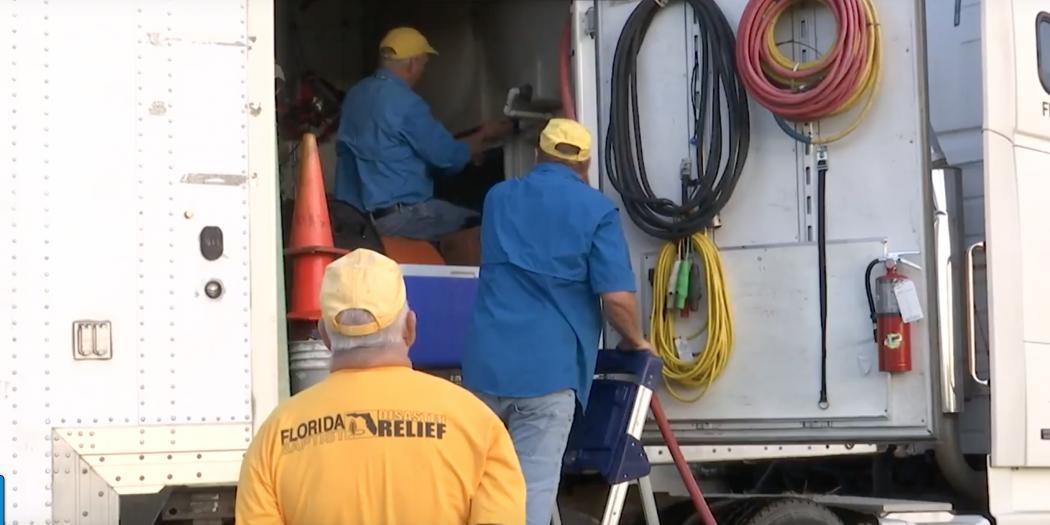 63282a38bda Florida Group Sends Help To North Carolina For Hurricane Florence Relief