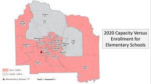 Alachua County school overcrowding 2020 Carolina Ilvento
